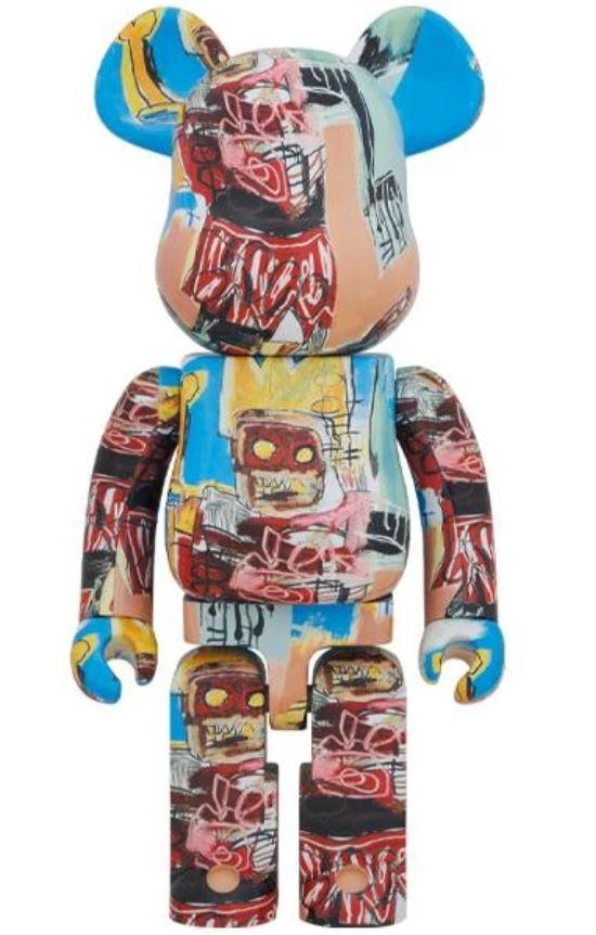 TILSITT GALLERY BE@RBRICK Bearbrick Basquiat